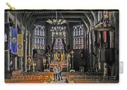 St. Catherine's Of Honfleur Carry-all Pouch