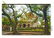 St. Charles Ave. Mansion Paint Carry-all Pouch