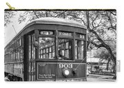 St. Charles Streetcar 2 Bw Carry-all Pouch