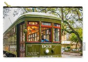 St. Charles Streetcar 2  Carry-all Pouch
