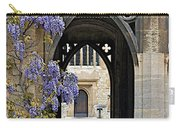 St. Cross Arches Carry-all Pouch