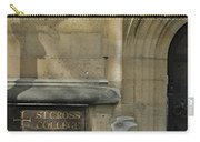 St. Cross College Carry-all Pouch