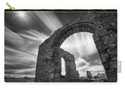 St Dwynwen's Church Carry-all Pouch by Dave Bowman