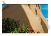 St Francis D'asis Mission Church. Taos New Mexico Carry-all Pouch