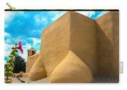 St. Francis D'asis Ranchos De Taos New Mexico Carry-all Pouch
