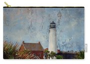 St. George Island Historic Lighthouse Carry-all Pouch