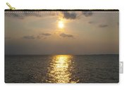 St George's Island Sunset Carry-all Pouch