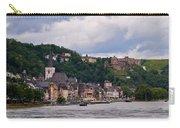 St Goar Am Rhein Carry-all Pouch