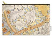 St James Wallpaper Design Carry-all Pouch by William Morris