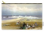 St. Jean D'acre April 24th 1839 Carry-all Pouch