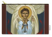 St. Joan Of Arc With St. Michael The Archangel 042 Carry-all Pouch