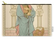St John The Evangelist Carry-all Pouch by English School