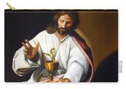 St John The Evangelist Carry-all Pouch