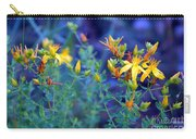 St John's Wort In The Forest Carry-all Pouch
