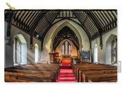 St Johns Church Carry-all Pouch by Adrian Evans