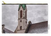 St Johns Church In Riga Latvia Carry-all Pouch