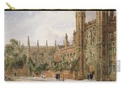 St. Johns College, Cambridge, 1843 Carry-all Pouch