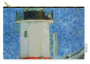 St. Joseph Lighthouse Lake Michigan Carry-all Pouch