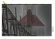St. Joseph North Pier Lighthouse Lake Michigan Carry-all Pouch