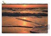 St. Joseph Sunset Swirls Carry-all Pouch