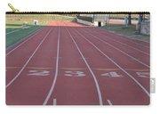 St Josephs University Track Carry-all Pouch