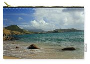 St. Kitts Beach Carry-all Pouch