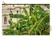 St. Louis Cathedral And Banana Trees New Orleans Carry-all Pouch