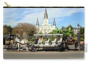 St Louis Cathedral New Orleans Carry-all Pouch