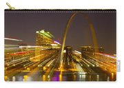 St Louis Skyline With Special Zoom Effect Carry-all Pouch