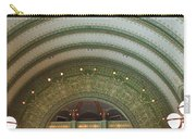 Ornate St. Louis Station Carry-all Pouch