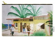 St. Lucia Store Carry-all Pouch