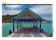 St. Maarten Pier Carry-all Pouch