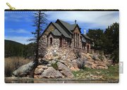 St. Malo Chapel Carry-all Pouch