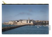 St Malo Carry-all Pouch
