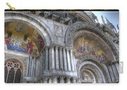 St Marks Entry - Venice Italy Carry-all Pouch