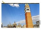 St Marks Square - Venice Italy Carry-all Pouch