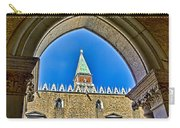 St Marks Tower - Venice Italy Carry-all Pouch