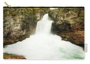 St Mary Falls Glacier National Park Carry-all Pouch