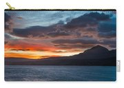 St. Mary Lake Dawn 1 Carry-all Pouch