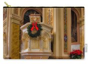 St. Mary Of The Angels Christmas Lectern Carry-all Pouch