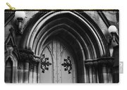 St Marys Cathedral Doors Carry-all Pouch