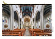 St Mary's Catholic Church - The Nave Carry-all Pouch