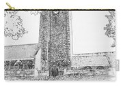 St Marys Church Tenby Carry-all Pouch