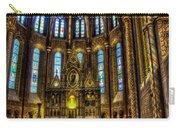 St Matthias Church Interior Carry-all Pouch