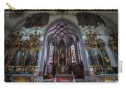 St. Maurice Church - Appenzell - Switzerland Carry-all Pouch