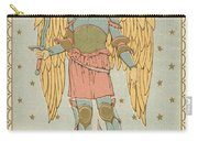 St Michael And All Angels By English School Carry-all Pouch