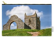 St Michael's Church - Burrow Mump 4 Carry-all Pouch