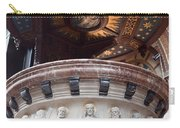 St Nicholas Church Pulpit In Amsterdam Carry-all Pouch