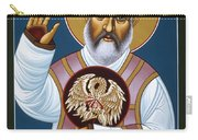 St. Padre Pio Mother Pelican 047 Carry-all Pouch