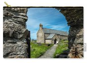 St Patrick Arch Carry-all Pouch by Adrian Evans